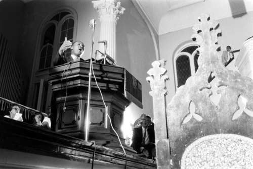 MLK Pulpit